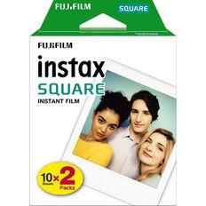 Fujifilm Instax Square Film 20 Pack