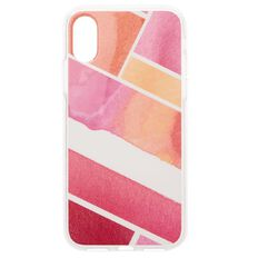New Craft iPhone X/XS Watercolour Case