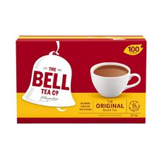 Bell Original Tagless Tea bags 100 Pack
