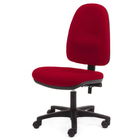 Chair Solutions Aspen Highback Chair Red