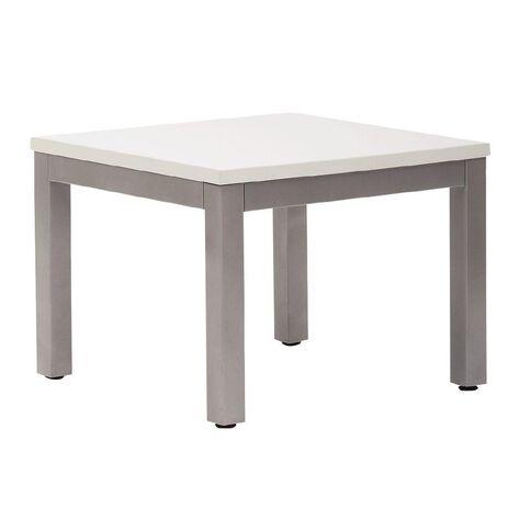 Cubit Coffee Table 600 White White