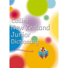 New Zealand Junior Dictionary by Collins-Dictionary