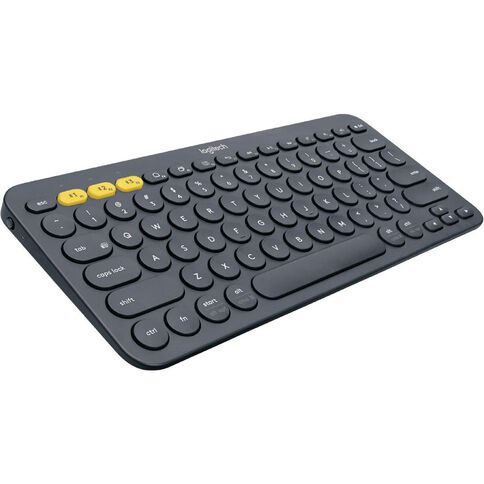 Logitech Multi-Device Wireless Keyboard K380 Black