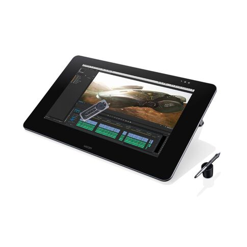 Wacom Cintiq 27 Qhd Interactive Display Pen Only Black