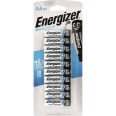 Energizer Max Plus Advanced AA 10 Pack