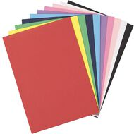 U-Do Value Cardstock Smooth 220gsm Brights 60 Sheets A4