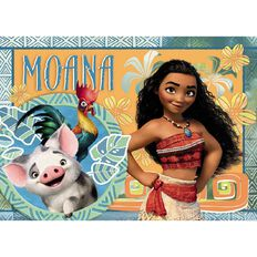 Moana Disney Frame Tray 35 Piece Puzzle Assorted