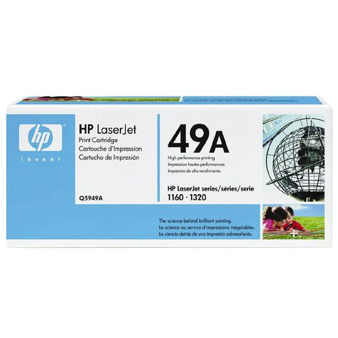 HP Toner 49A Black (2500 Pages)