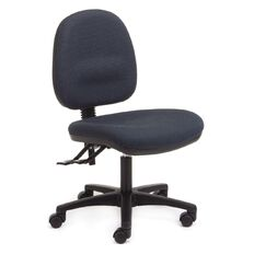 Chair Solutions Aspen Midback Chair Control Blue