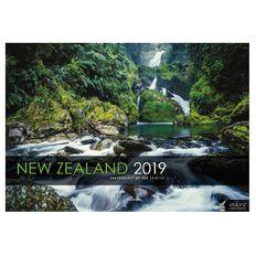 John Sands Calendar 2019 New Zealand Wall 297mm x 210mm