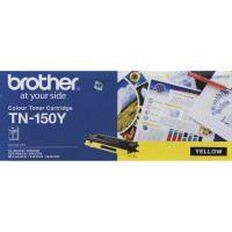 Brother Toner TN150 Yellow (1500 Pages)
