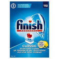 Finish Classic 110's