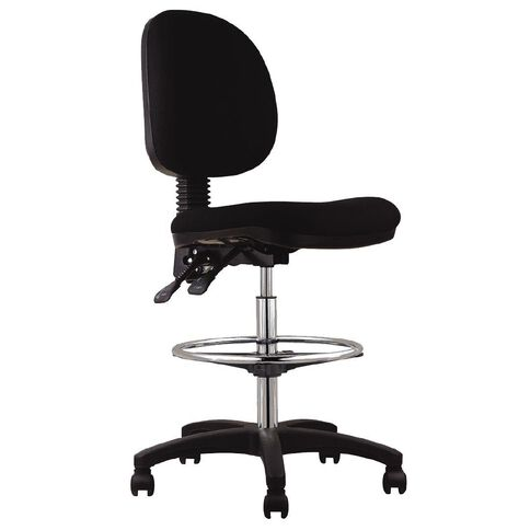 Workspace Ergo Tech Chair Black