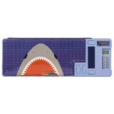 Kookie Sharks Pop Up Pencil Case