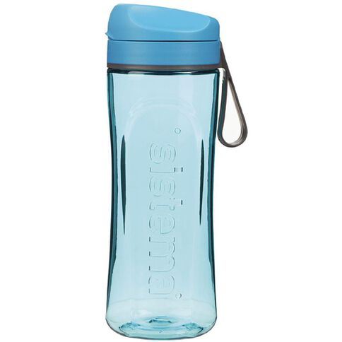 Sistema Tritan Swift Drink Bottle Assorted 600ml