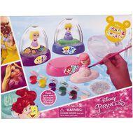 Disney Princess Make Your Own Glitter Domes
