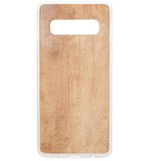 Samsung Galaxy S10 New Craft Wood Grain Case