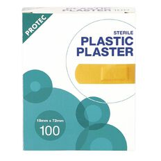 Protec Plaster 100 Pack