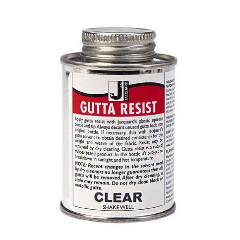 Jacquard Gutta Resist 118.29ml Clear