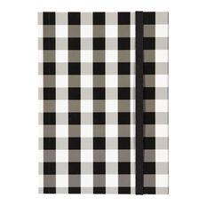 Uniti Dark Glam Hardcover Notebook A6