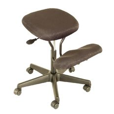 Buro Seating Knee Chair Black Black