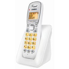 Uniden Dect1715W Cordless Phone White White