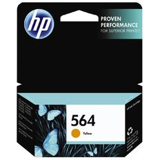 HP Ink 564 Yellow (300 Pages)