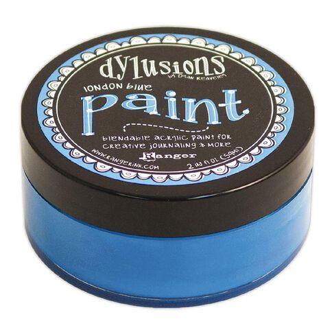 Ranger Dylusions Paint London Blue