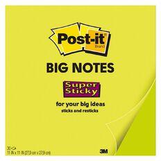 3M Post-It Note Big Green 279mm x 279mm
