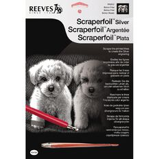 Reeves Scrapefoil Assorted