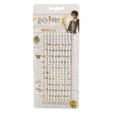 Harry Potter HB Pencil 10 Pack