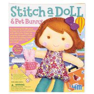4M Stitch A Doll