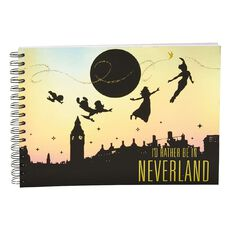 Disney Classics Back to Campus Landscape Sketch Pad