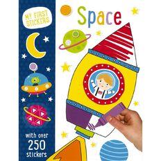 My First Sticker Space by Make Believe Ideas