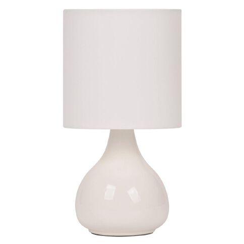 Living & Co Juno Lamp White