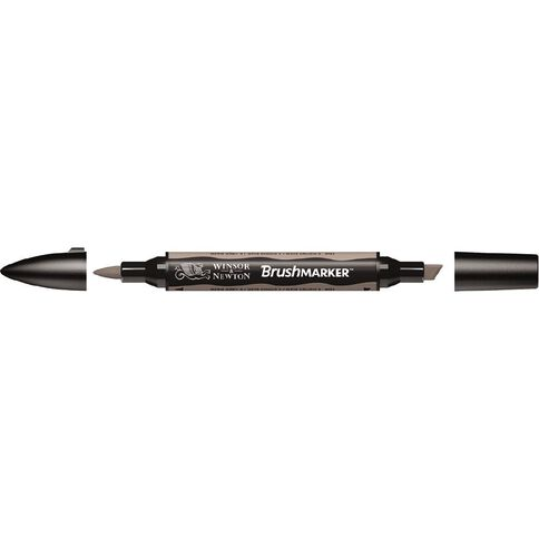 Winsor & Newton Brushmarker Single Warm Grey 3