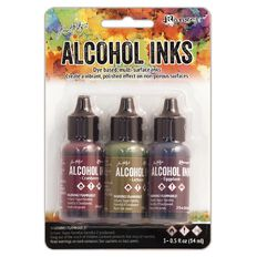 Ranger Tim Holtz Alcohol Ink Kit Farmer's Market