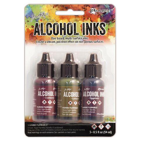 Ranger Tim Holtz Alcohol Ink Kit Farmer's Market