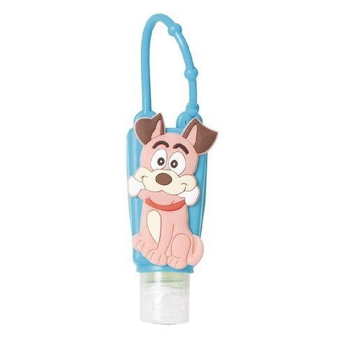 Novelty Hand Sanitiser Dog Holder 29ml
