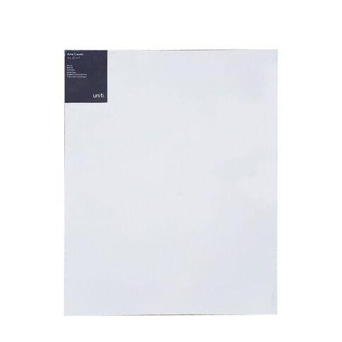 Uniti Blank Canvas 280gsm (16in x 20in) 40cm x 50cm