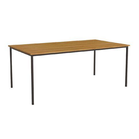Ergoplan Canteen Table 1800 x 800 Tawa