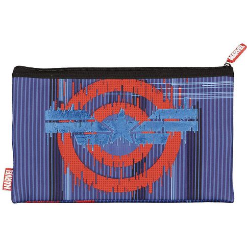 Avengers Captain America Neoprene Pencil Case