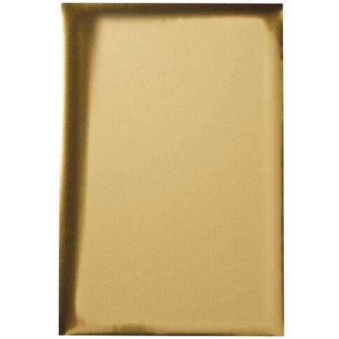Cricut Transfer Foil Sampler 4 Inch x 6 Inch Metallic 24 Pack