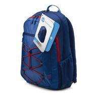HP 15.6 inch Active Backpack Blue/Red
