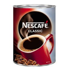 Nescafe Coffee Classic Tin 1kg