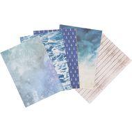 Uniti Designer Paper Pack A4 24 Sheet Oceania