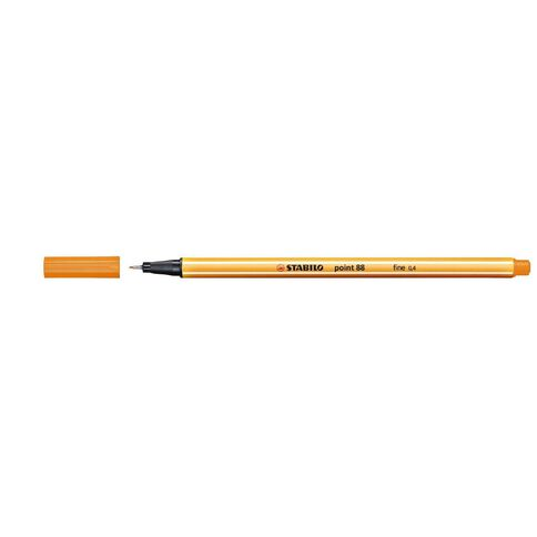 Stabilo Point 88 Fineliner 0.4mm Orange