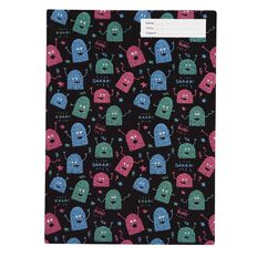 WS Book Sleeve Monster 1B8