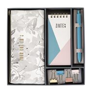 Uniti Fun & Funky Q3 Stationery Set Marbel