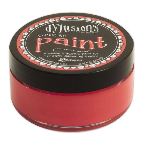 Ranger Dylusions Paint Cherry Pie